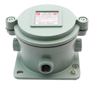 FLP / WP JUNCTION BOX 4WAY